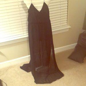 H & M long maxi dress